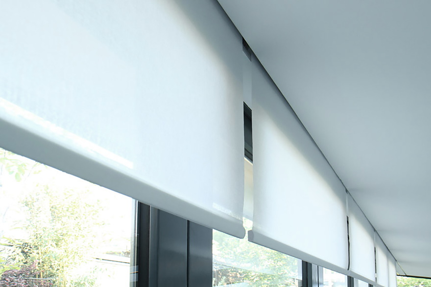 Blindspace for bi-fold & sliding door blinds