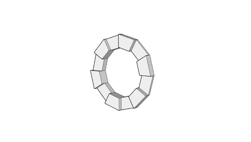 Circular Blidns