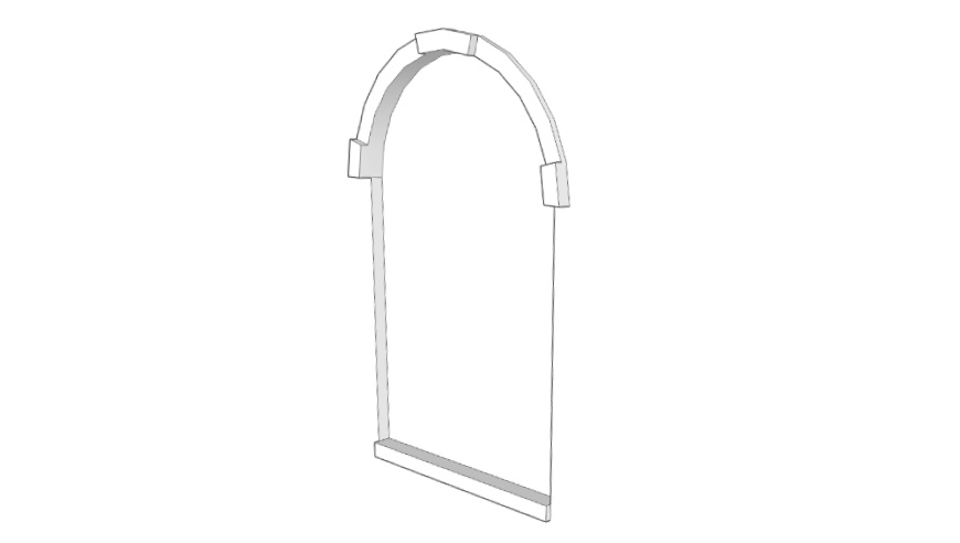 Arched Blinds