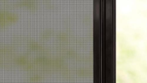 Tight weave fly screen